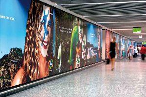 Wall Wrap Advertising
