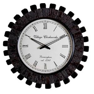 Antique Wooden Wall Clocks