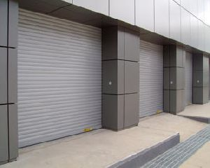 Roller Shutter - Manufacturers, Suppliers & Exporters in India