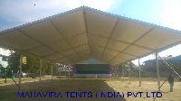 outdoor exhibition tent