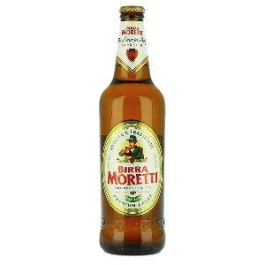 Birra Moretti Premium Lager 24x 330ml