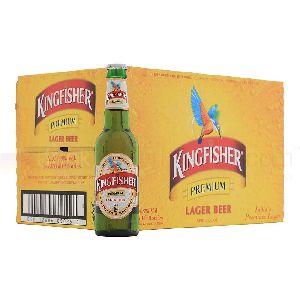Kingfisher Premium Lager 24x 330ml
