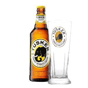 Tusker Premium Lager 12x 500ml