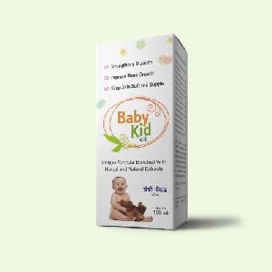 Baby Kid Oil