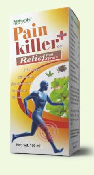Pain Killer Plus Oil