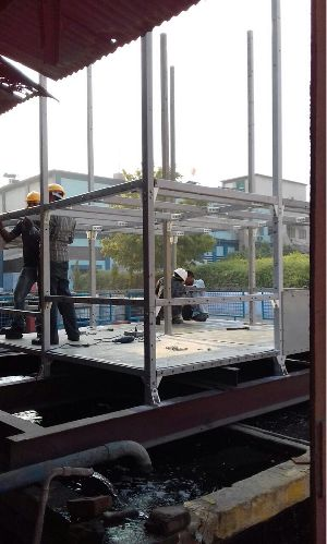 Cooling Tower Erection