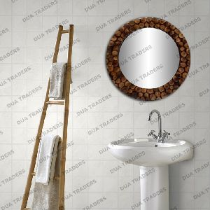 Wooden Wall Mirrors