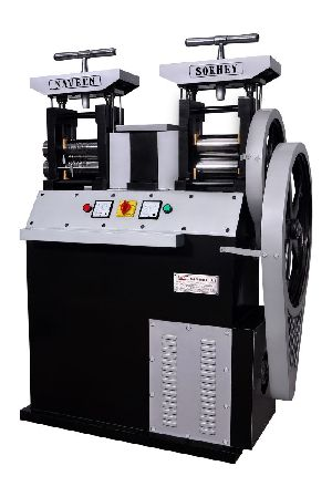 Semi Gearbox Rolling Machine