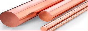 Copper Alloy Round Bars, Square Bars