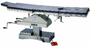 Manual Hydraulic Universal Operating Table