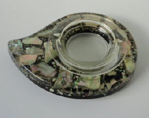 Resin Ashtray