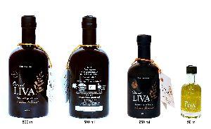 LIVA GOLD - Health Claim certified - Extra Virgin - Organic - Olive Oil - KALAMATA PDO
