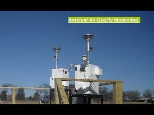Ambient Air monitoring and testing