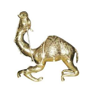 Aluminium Camel Statue
