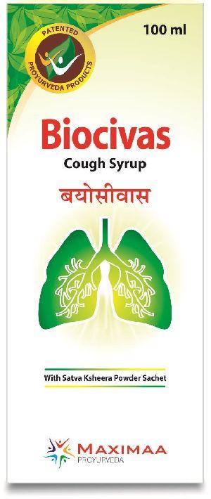 Biocivas Cough Syrup