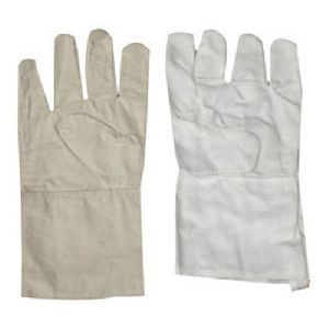 Industrial Cotton Hand Gloves