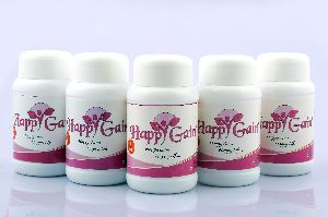 Happily Gain Weight With Happy Gain(herbal)