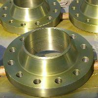 Mild Steel Forged Wnrf Flange