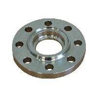 MS Socket Weld with Hub Flanges