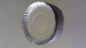 "12"" Silver Paper Plates"
