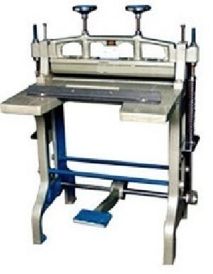 Manual File Making Machine