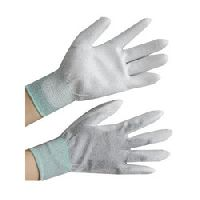 pu coated nylon gloves