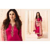 Ladies Trendy Unstitched Suits
