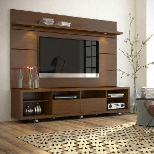 Wooden Tv Wall Panels