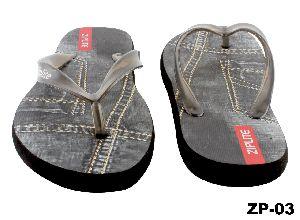 Ziplite Jeans Print Eva Hawai Slipper