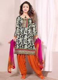 Printed Salwar
