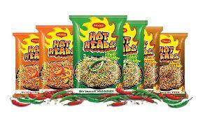 Nestle Hot Heads Noodles