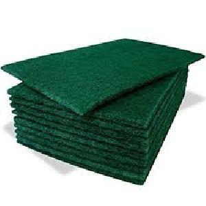 Green Scourer Pads
