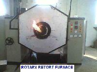 Retort furnaces