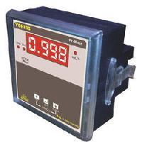 digital power factor meters