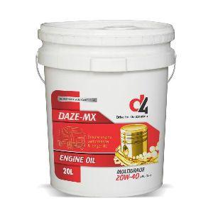 20w-40 Daze-mx Multigrade Engine Oil