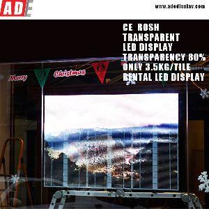 led window display