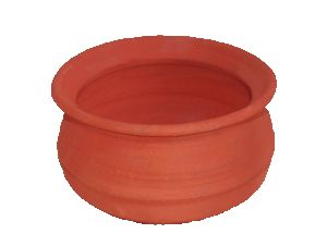 Clay Cury Pot