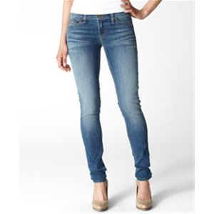 Womens Denim Trousers