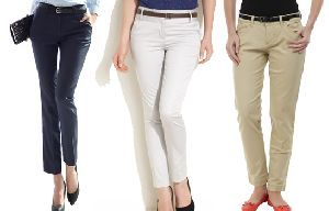 Womens Formal Trousers
