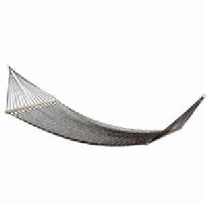 Espresso Two Person Swing Hammock