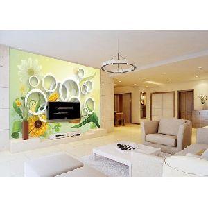 3d Wallpaper Designing