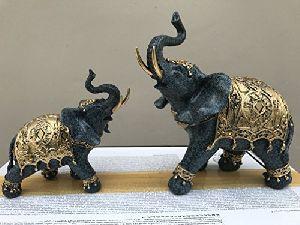 Elephant Showpieces