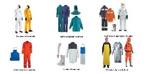 Body Protection Pvc Suits