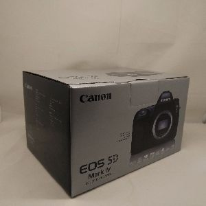 Canon Eos 5d Mark Iv 30.4 Mp Digital Slr Camera