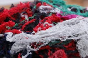 Banian Waste Yarn