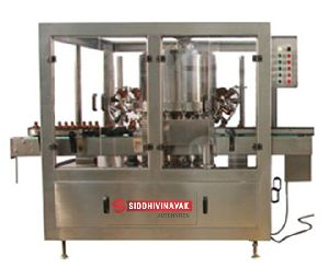 Automatic Rotary Bottle Cleaning Machine