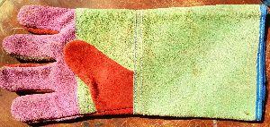 Multi Colour Gloves