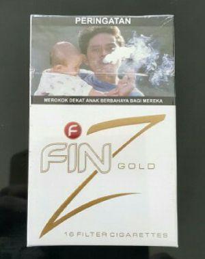 Fin Z Gold Cigarette
