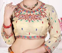 Embroidered Work Blouse