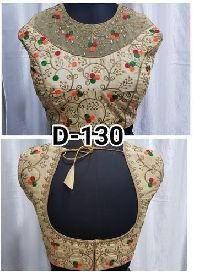 Handmade Embroidery Party Wear Blouse